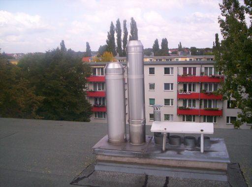 Beispiel Schornsteinsanierung
